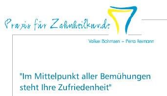 Böhrnsen Volker u. Reimann Petra