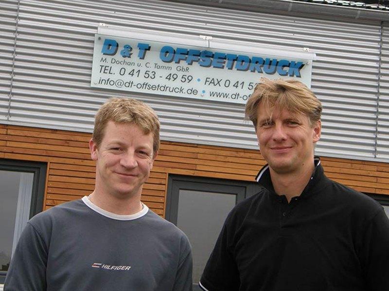 D&T Offsetdruck