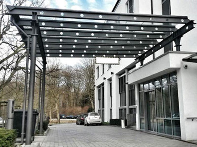 Schlösser Schmiede-Schlosserei Stahlbau GmbH