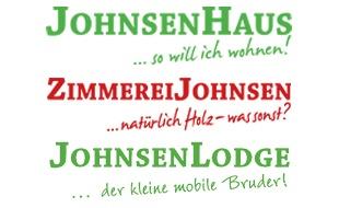 Logo von A. Johnsen Zimmerei & Hausbau Zimmerei Hausbau