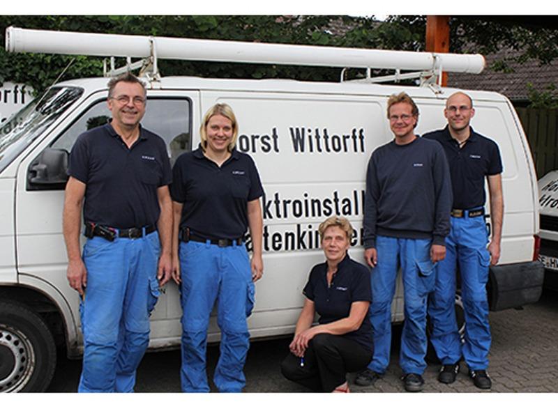 Elektroinstallation Wittorff