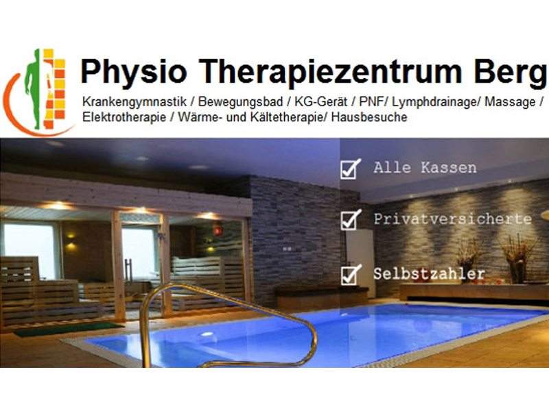 PhysiotherapieZentrum Berg