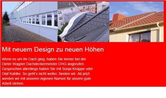 Kahlke & Knappe Dachdeckermeister OHG