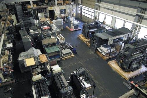 KG Klaus Paradowski Maschinenhandelsgesesellschaft mbH & Co.