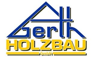 Logo von Gerth Holzbau GmbH, Zimmerei