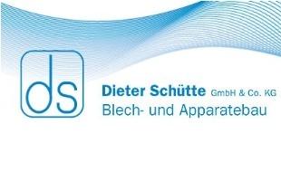 Logo von Dieter Schütte GmbH & Co.KG Blechbearbeitung Laserzuschnitte Schweißfachbetrieb Anlagen