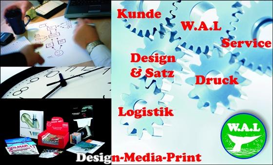 W.A.L. - Werbung & Druck e.K.