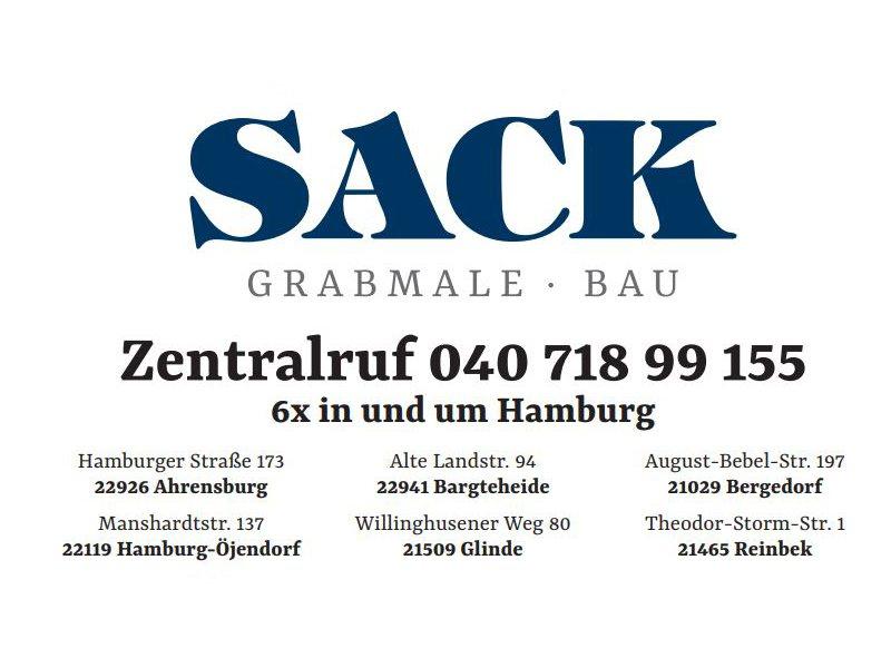 Grabmale Heinrich Sack e.K.