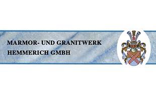 Logo von Marmor- und Granitwerk Hemmerich GmbH
