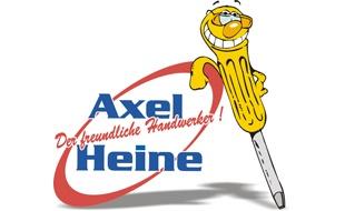 Axel Heine - Der freundliche Handwerker -