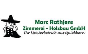 Bild zu Marc Rathjens Zimmerei-Holzbau GmbH in Quickborn Kreis Pinneberg