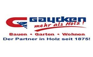 Logo von Gaycken Detlef H. Holzwaren