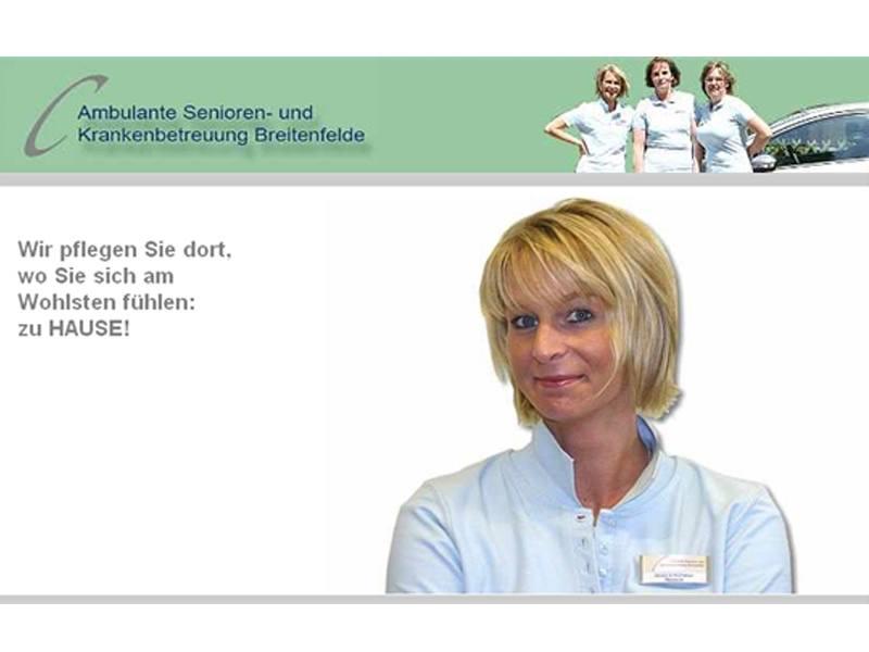 Ambulante Senioren- und Krankenbetreuung Breitenfelde Catrin Wulf
