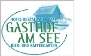 Logo von Gasthof am See Inh. Fam. Pusback