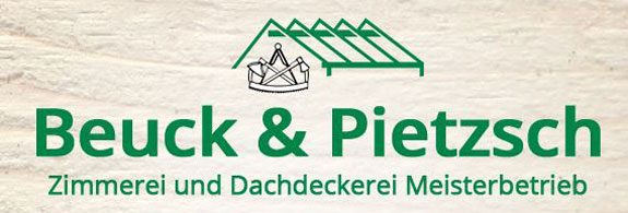 Holz- und Dachbau GmbH Beuck & Pietzsch