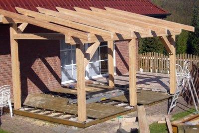 Holz- und Dachbau GmbH aus Wahlstedt