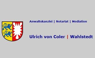 Bild zu Coler Ulrich von Rechtsanwalt und Notar in Wahlstedt