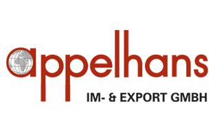 Bild zu APPELHANS Im- und Export GmbH in Hamburg