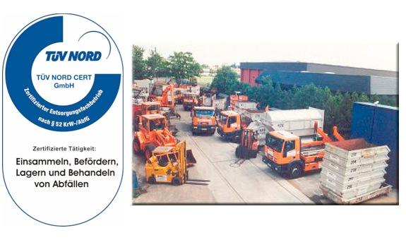 Wegro Schrott und Metallhandel GmbH