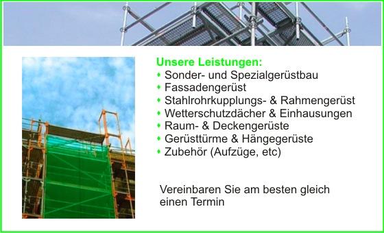 Rosenkranz Gerüstbau Apel & Nowotny GmbH