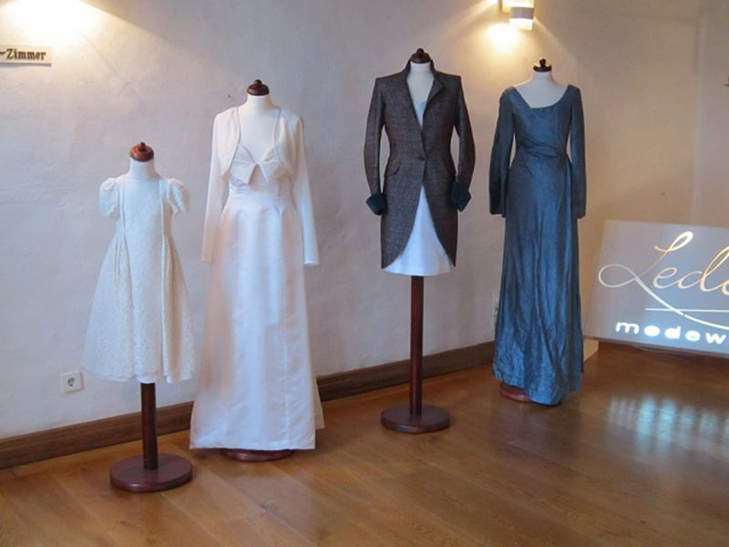 Lederer Modewerkstatt · Maßatelier