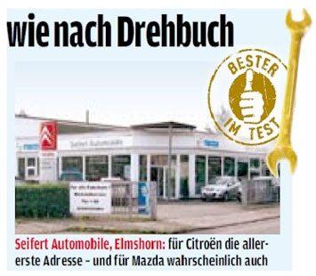 Seifert Automobile Inh. Stefan Seifert