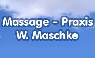 Logo von Massagepraxis W. Maschke