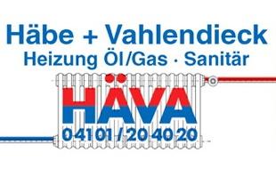Bild zu Häbe + Vahlendieck Heizungsbau GmbH in Rellingen