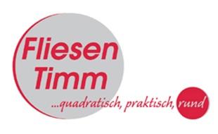 Logo von Fliesen Timm Inh. Andreas Timm Fliesenlegermeister