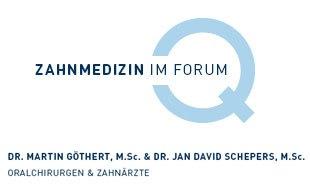 Bild zu Göthert M. Dr. u. Schepers J.-D. Dr. Zahnmedizin im Forum Zahnärzte für Oralchirurgie in Quickborn Kreis Pinneberg