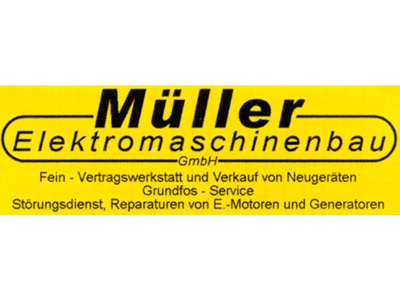 Müller-Elektromaschinen- und Motorenbau GmbH