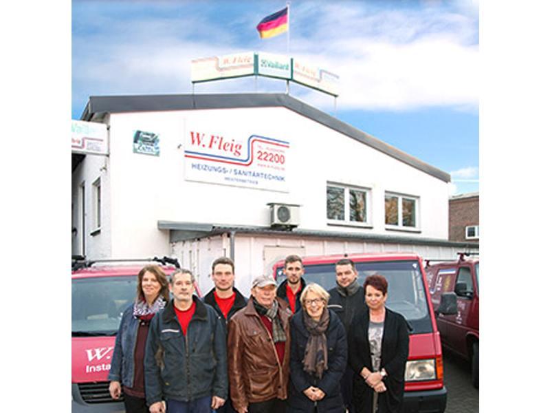 Fleig W. Sanitär-Gas-Wasser-Heizung GmbH