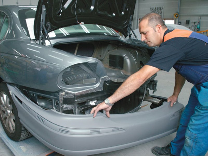 Reise GmbH, Gebr. Karosserie- & Lackierbetrieb