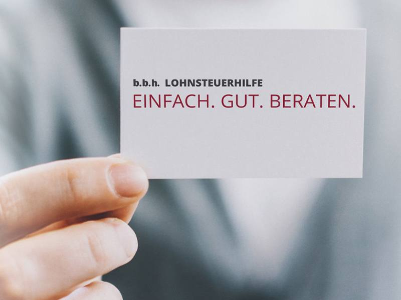 b.b.H Lohnsteuerhilfe e.V. Christina Rohwer