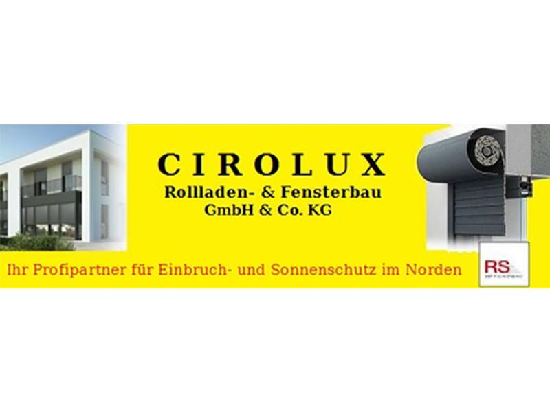 Logo von Cirolux Rolladen- und Fensterbau GmbH & Co. KG