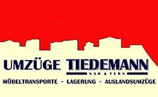 Bild zu Tiedemann Umzüge - Umzüge nah & fern Möbeltransporte - Lagerung - Haushaltshauflösungen in Glückstadt
