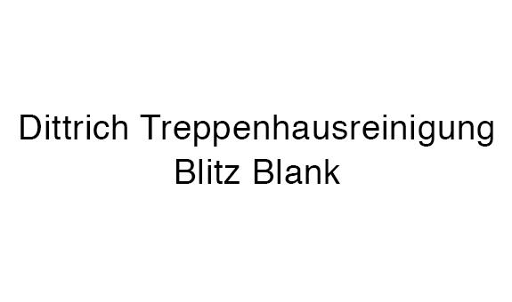 Dittrich Treppenhausreinigung Blitzblank