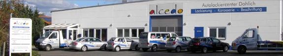 ALCEDO-Autolackiercenter Dohlich