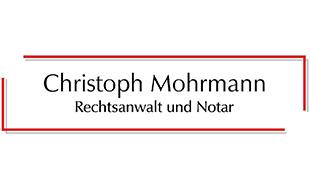 Logo von Mohrmann Christoph, Rechtsanwalt und Notar