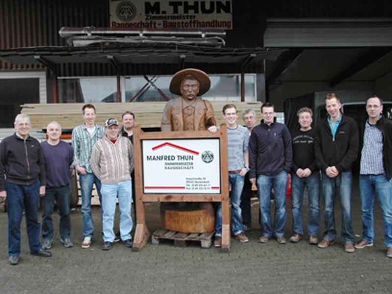 Thun M. Zimmereifachbetrieb GmbH & Co. KG.