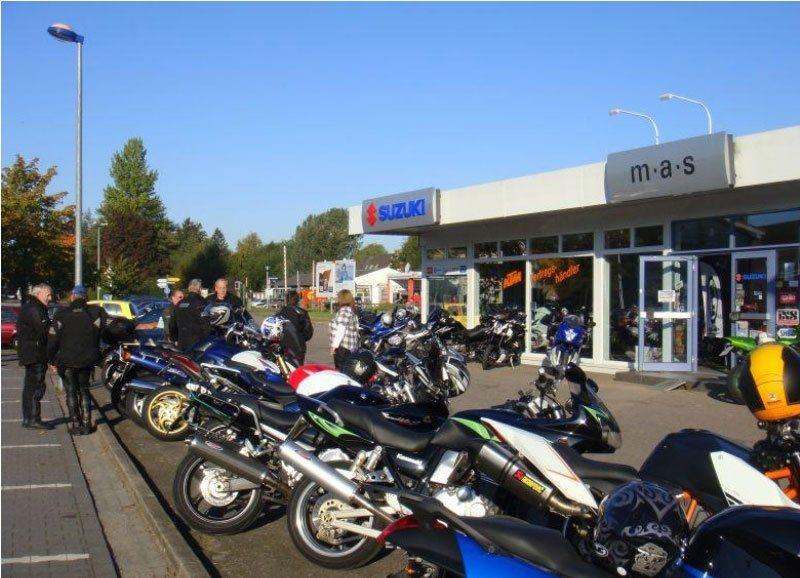mas Motorrad & Autoservice GmbH