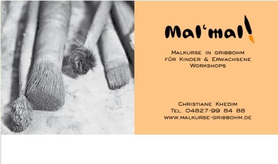 Khedimgrafik und Atelier Mal'mal