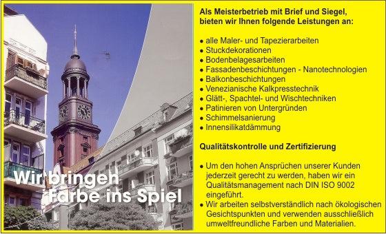 Lange & Hinz GmbH aus Hamburg