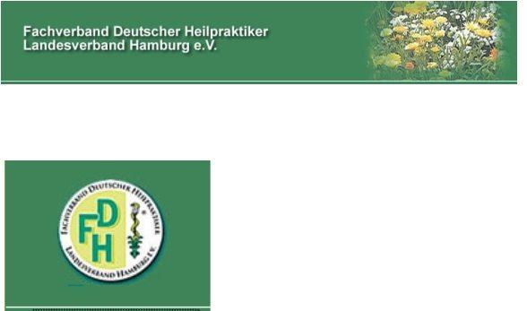 Fachverband Dt. Heilpraktiker Landesverband Hamburg e.V.