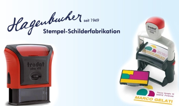 Hagenbucher Stempel- und Schilderfabrikation e.K