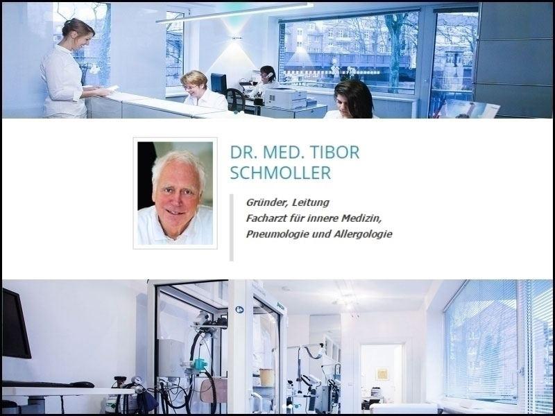 Fachärtzliche Praxis  Dr. med Tibor Schmoller