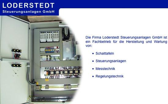 Loderstedt Steuerungsanlagen GmbH