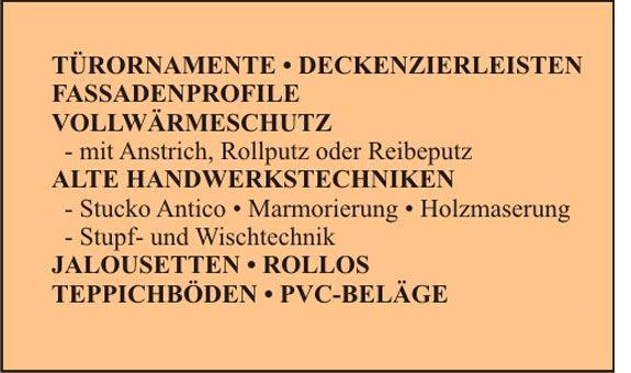 Horst Rudolph GmbH aus Hamburg