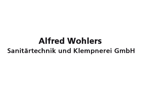 Wohlers Alfred Sanitärtechnik u. Klempnerei GmbH