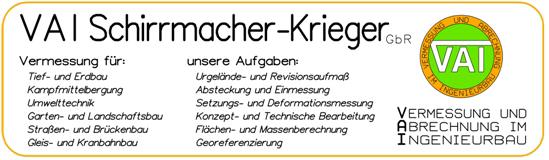 VAI Schirrmacher-Krieger GbR